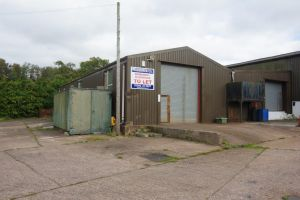 LET! Warehouse/Workshop, Greenham Business Park Near Wellington